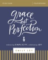 Product Grace, Not Perfection: Embracing Simplicity, Celebrating Joy: Four Sessions
