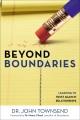 Product Beyond Boundaries
