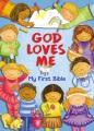 Product God Loves Me My First Bible