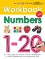 Product Wipe Clean Workbook Numbers 1-20