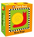 Product Busy Bugs Cloth Book