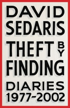 Product Theft by Finding: Diaries (1977-2002)