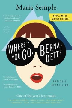 Product Where'd You Go, Bernadette