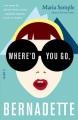 Product Where'd You Go, Bernadette: A Novel