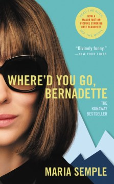 Product Where'd You Go, Bernadette