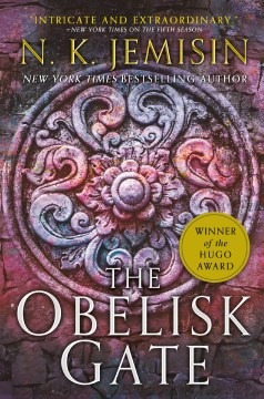 The Obelisk Gate N.K. Jemisin