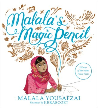 Product Malala's Magic Pencil