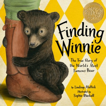 Product Finding Winnie: The True Story of the World's Most Famous Bear