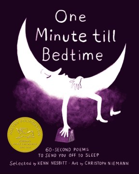 Product One Minute Till Bedtime: 60-Second Poems to Send You Off to Sleep