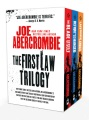Product The First Law Trilogy