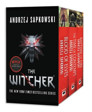 Product The Witcher Set: Blood of Elves / The Time of Contempt / Baptism of Fire