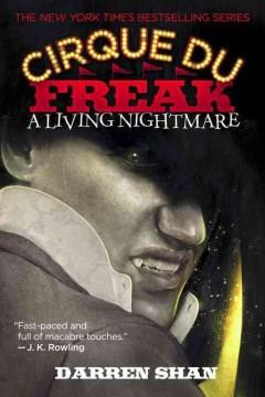 Product Cirque Du Freak: A Living Nightmare