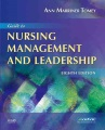 Product Guide to Nursing Management and Leadership