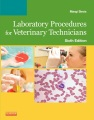 Product Laboratory Procedures for Veterinary Technicians