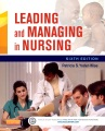 Product Leading and Managing in Nursing
