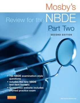 Product Mosby's Review for the NBDE