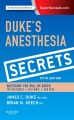Product Duke's Anesthesia Secrets