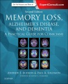 Product Memory Loss, Alzheimer's Disease, and Dementia