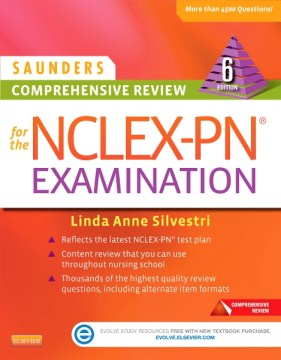 Product Saunders Comprehensive Review for the NCLEX-PN Examination