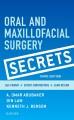 Product Oral and Maxillofacial Surgery Secrets