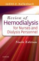 Product Review of Hemodialysis for Nurses and Dialysis Per