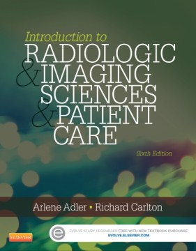 Product Introduction to Radiologic & Imaging Sciences & Patient Care