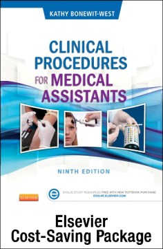 Product Clinical Procedures for Medical Assistants + Study Guide + Adaptive Learning Access Code