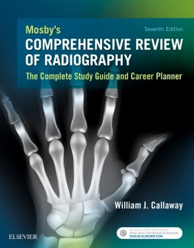Product Mosby's Comprehensive Review of Radiography: The Complete Study Guide and Career Planner
