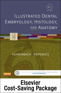 Product Illustrated Dental Embryology, Histology, and Anatomy
