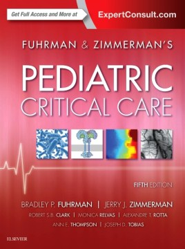 Product Fuhrman & Zimmerman's Pediatric Critical Care