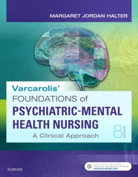 Product Varcarolis' Foundations of Psychiatric-Mental Health Nursing: A Clinical Approach