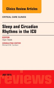 Product Sleep and Circadian Rhythms in the ICU