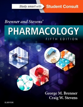 Product Brenner and Stevens' Pharmacology