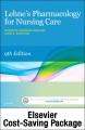 Product Lehne's Pharmacology for Nursing Care