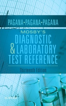 Product Mosby's Diagnostic and Laboratory Test Reference