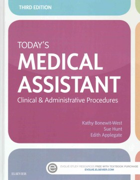 Product Today's Medical Assistant - Elsevier Adaptive Learning and Elsevier Adaptive Quizzing