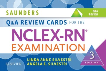 Product Saunders Q & A Review Cards for the NCLEX-RN Examination: 1200 Practice Questions