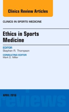 Product Ethics in Sports Medicine
