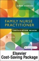 Product Family Nurse Practitioner Certification Reviewer - Elsevier Ebook on Vst + Evolve Retail Access Cards