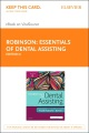 Product Essentials of Dental Assisting - Elsevier Ebook on Vitalsource Access Card