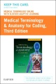 Product Medical Terminology Online With Elsevier Adaptive Learning for Medical Terminology & Anatomy for Coding Access Card