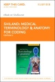 Product Medical Terminology & Anatomy for Coding - Elsevier Ebook on Vitalsource Access Card