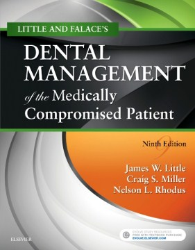 Product Little and Falace's Dental Management of the Medically Compromised Patient