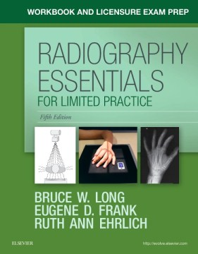 Product Radiography Essentials for Limited Practice Licensure Exam Prep
