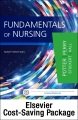 Product Fundamentals of Nursing 9th Ed.+ Mosby's Nursing V