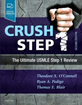 Product Crush Step 1: The Ultimate USMLE Step 1 Review