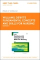 Product Dewit's Fundamental Concepts and Skills for Nursin