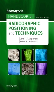 Product Bontrager's Handbook of Radiographic Positioning and Techniques