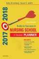Product Saunders Guide to Success in Nursing School 2017-2018: A Student Planner