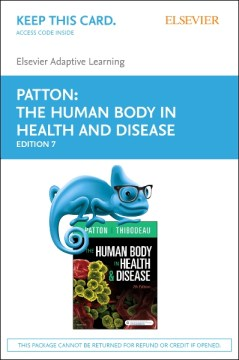 Product Elsevier Adaptive Learning for the Human Body in Health and Disease